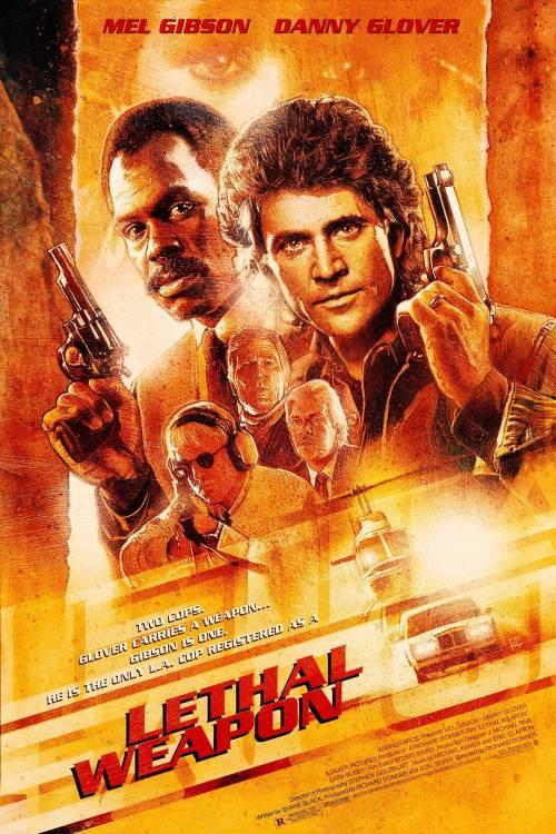 Arma Letale 5, il ritorno di Mel Gibson e Danny Glover