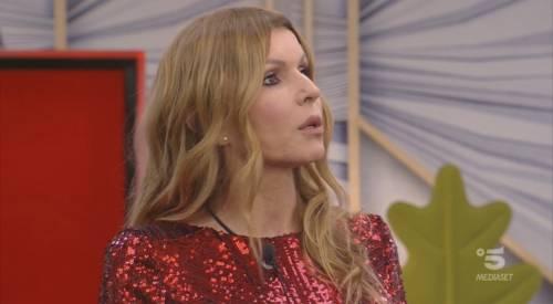 """Gf Vip, Rita Rusic contro Adriana Volpe: """"I suoi sono giochi da poveretta"""""""