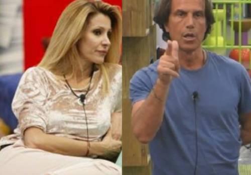 Antonio Zequila su Adriana Volpe. Scoppia il caso al Gf