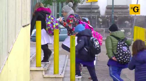Sannio, bimba cinese torna dalle vacanze e gli alunni disertano scuola