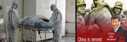 """Coronavirus, gli islamici in festa: """"Una punizione contro la Cina"""""""