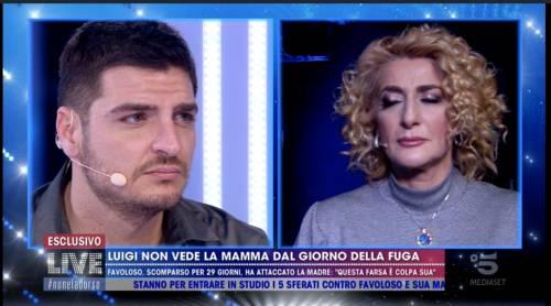"""Luigi Mario Favoloso: """"Le foto dei lividi di Nina Moric, sono di una microliposuzione"""""""