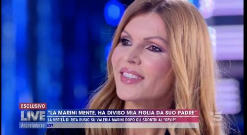"""Rita Rusic: """"La Volpe è in un periodo difficile con il lavoro, per questo per lei il Gf è così importante"""""""