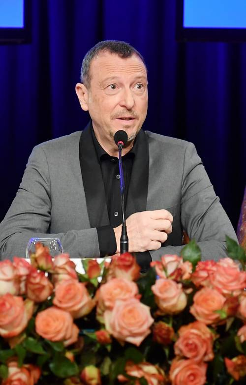 """Sanremo, Amadeus (ri)torna sulle polemiche: """"Ho la coscienza a posto"""""""
