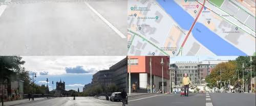 Google Maps ingannato con 99 smartphone