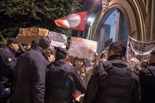 La kermesse della Lega a Palermo: Salvini accolto dai simpatizzanti 4