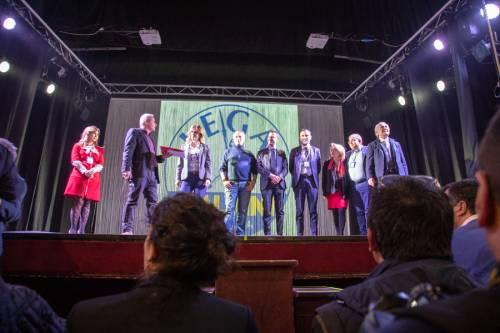 La kermesse della Lega a Palermo: Salvini accolto dai simpatizzanti 9
