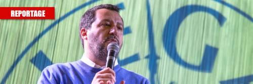 """Salvini a Palermo: """"Orlando? A sentirlo parlare sembra il sindaco di Zurigo"""""""