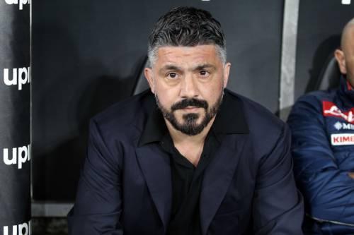 Gattuso scosso al termine di Samp-Napoli: problema familiare per Ringhio