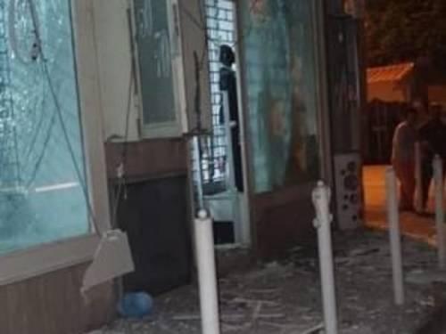 Ancora una bomba in un negozio di Afragola: riprende la strategia del terrore