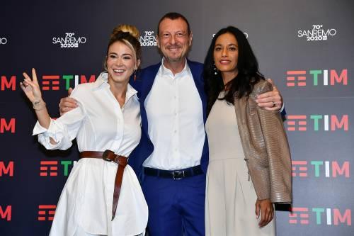 Sanremo, Rula Jebreal devolve metà del suo compenso a una donna stuprata dall'Isis