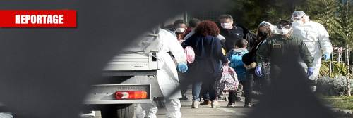 """Nel quartiere degli italiani rimpatriati: """"Non hanno il virus? E chi lo sa"""""""