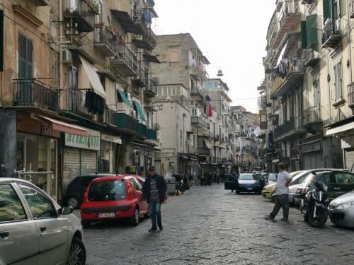 Napoli, il Buvero senza lo storico mercatino 5
