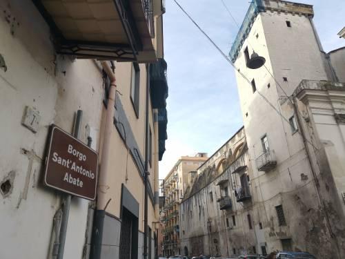 Napoli, il Buvero senza lo storico mercatino 6