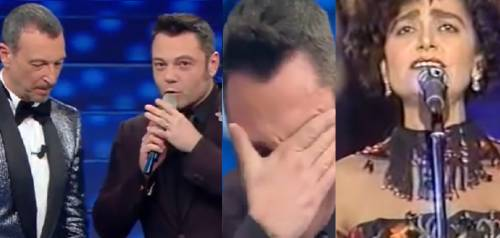 """Tiziano Ferro chiede Xdono a Mia Martini: """"Ci ho provato, con amore"""""""