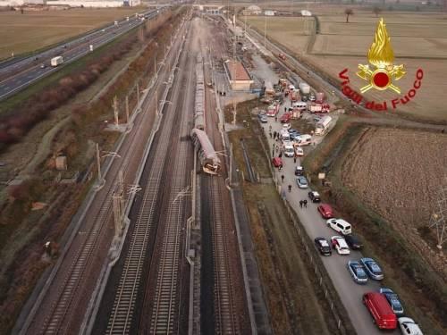 Treno deragliato: due anni fa l'incidente di Pioltello