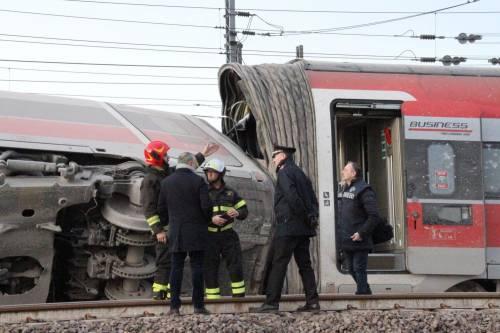 Nel 2018 sono stati 158 i morti per incidenti ferroviari