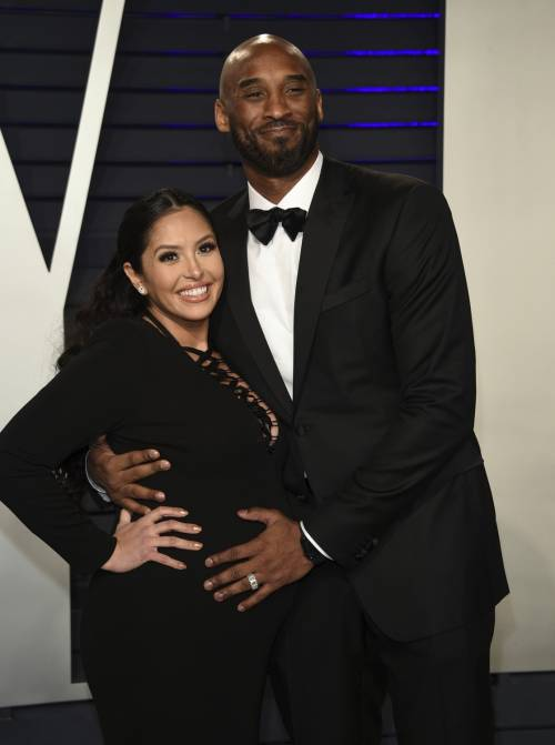 Kobe Bryant, le immagini più belle 5
