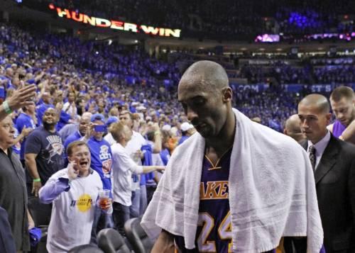 Kobe Bryant, le immagini più belle 2
