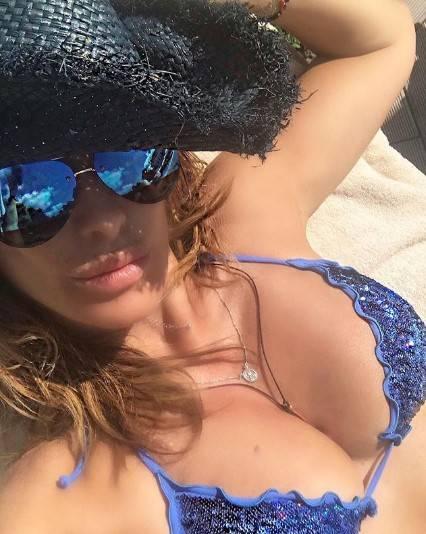 Sabrina Salerno, le foto più hot