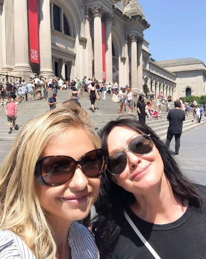 Sarah Michelle Gellar e Shannen Doherty, le foto più belle 9
