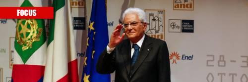 Cinque anni di Mattarella, l'arbitro 'interventista'