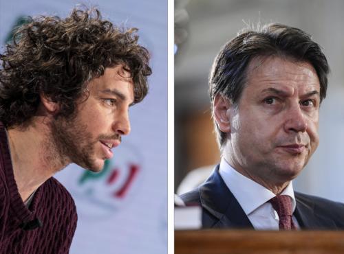 """""""Primi incontri con i ministri"""". Conte apre le porte alle sardine"""