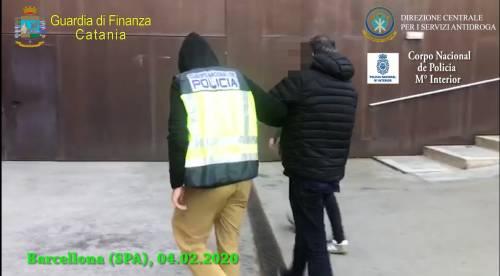 Smantellata un'organizzazione criminale dedita al traffico internazionale di stupefacenti