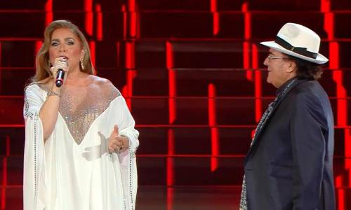 """Sanremo 2020, Al Bano contro le accuse di playback: """"Chi lo dice non ci sente"""""""