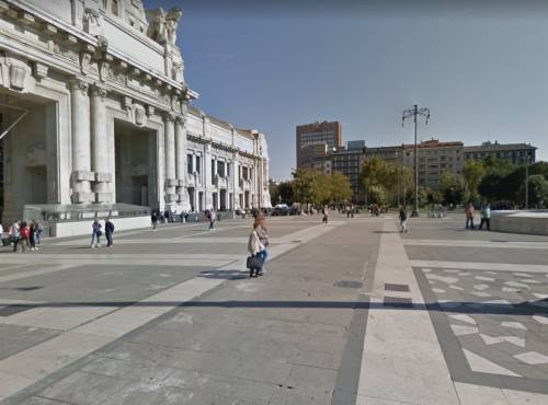Milano, senegalese minaccia georgiani: scoppia il panico in stazione