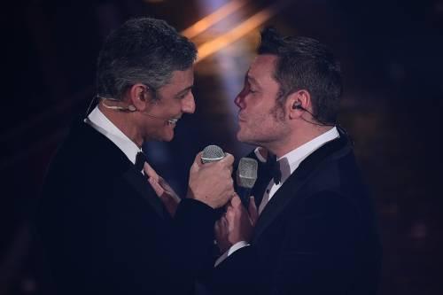 """Sanremo, i social si scagliano contro Ferro e Fiorello: """"Imbarazzanti, lasciate che l'oblio faccia il suo"""""""