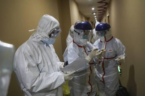 """Coronavirus, studio rivela contagio """"probabile"""" per via fecale"""