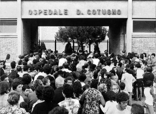 Quando Napoli sconfisse il colera nel 1973 4