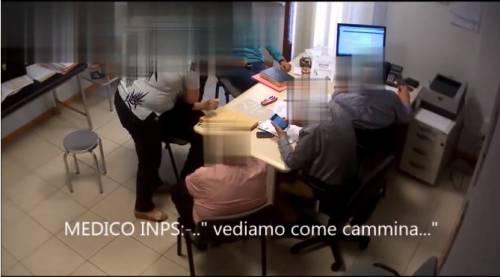 False pensioni di invalidità, anche duemila euro per corrompere i medici