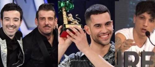 """Francesco Gabbani secondo a Sanremo: """"Sono contento per Diodato"""""""