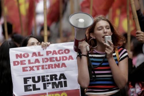 Argentina sull'orlo dell'abisso: il Fmi emana la sua condanna