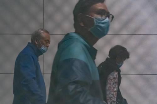 Coronavirus, contagiato il figlio della coppia di Taiwan