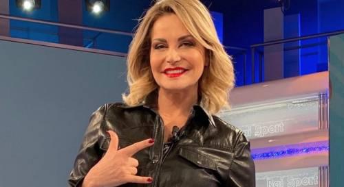 """Simona Ventura contro la Marcuzzi: """"Non tornerei indietro per fare quell'Isola dei famosi"""""""