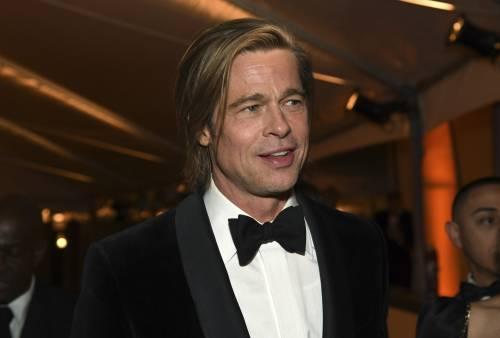 Oscar 2020, Brad Pitt contro la caduta dell'impeachment a Trump