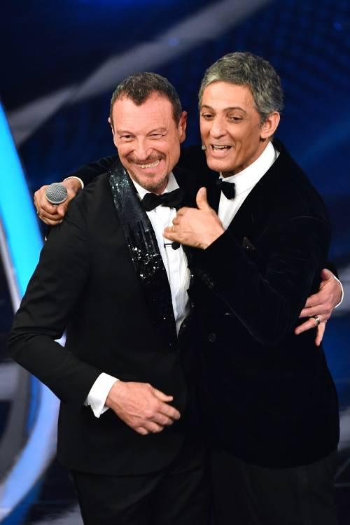 Sanremo |  Amadeus e Fiorello condurranno prossimo Festival  De Filippi su Rai 1 -