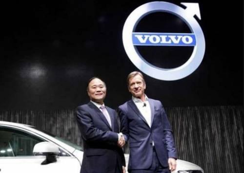 Si muove anche la Volvo: in vista la fusione cinese