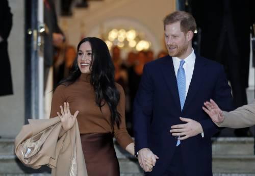 Meghan Markle e il Principe Harry torneranno presto a Londra?
