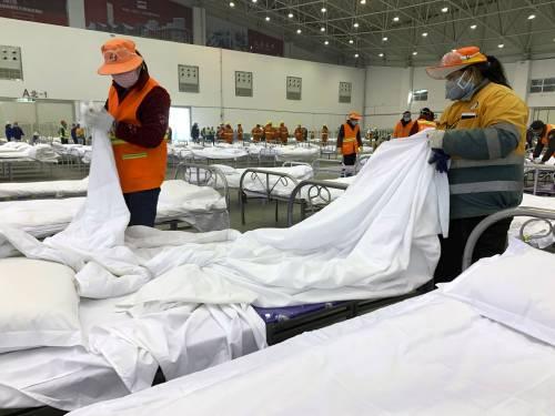 Coronavirus, 28 cinesi in auto isolamento: arrivano dalla Cina