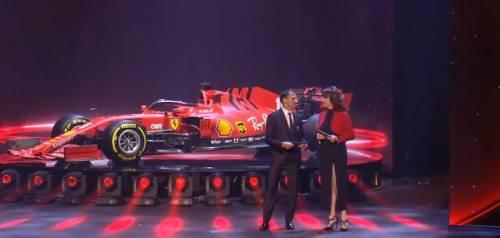Gli scatti della nuova Ferrari SF1000 3