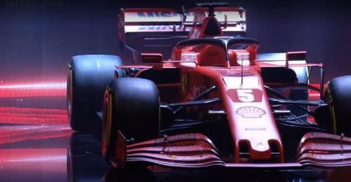 Gli scatti della nuova Ferrari SF1000 6