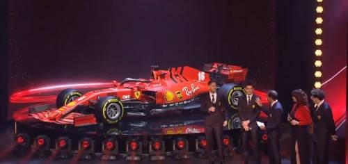Gli scatti della nuova Ferrari SF1000 9
