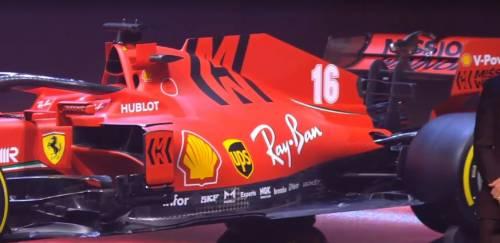 Gli scatti della nuova Ferrari SF1000 13