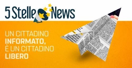 """M5S lancia il suo giornale: arriva il """"5 Stelle News"""""""