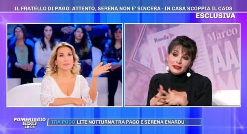 """Miriana Trevisan: """"Pago distratto da Serena nel suo ruolo di padre"""""""