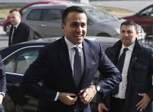 Visita a sorpresa di Luigi Di Maio in Libia: incontro con Al Sarraj